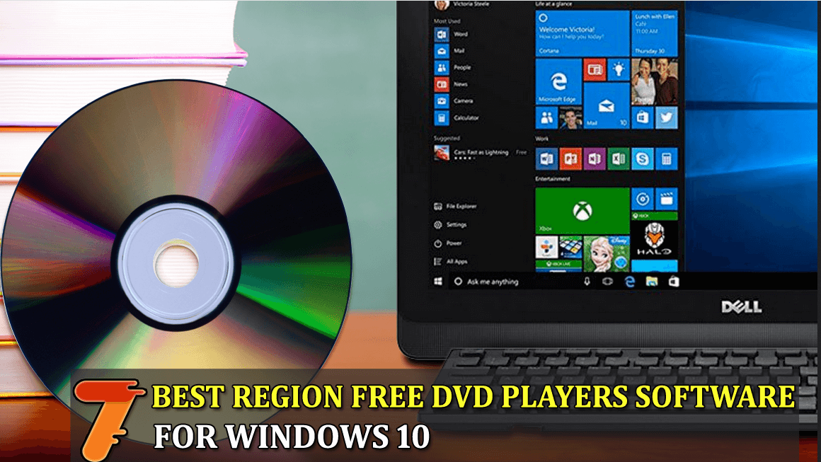 7 Best Region Free Dvd Player Software For Windows 10 In 2021