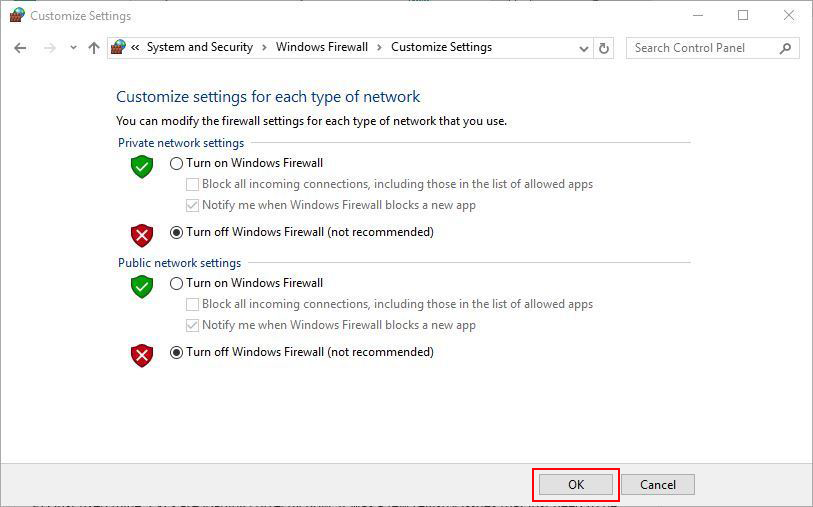 çözmek exe dosyalarını Windows 10'da açamıyor