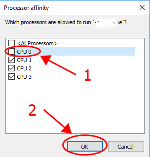 Games stuttering on Windows 10.