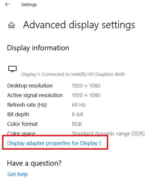 Surface Pro 4 screen flickering